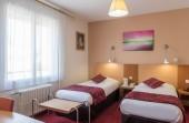 Hôtel 3 étoiles Chalons en Champagne - Chambre Twin