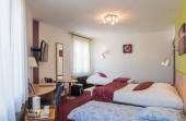 Hôtel 3 étoiles Fagnières - Chambre familiale pour 4