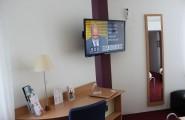 Nouvel écran plat 42 pouces chambre familiale