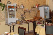 Salon du petit-déjeuner