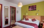 Hôtel 3 étoiles Chalons en Champagne - Chambre simple