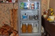 Réfrigérateur sucré